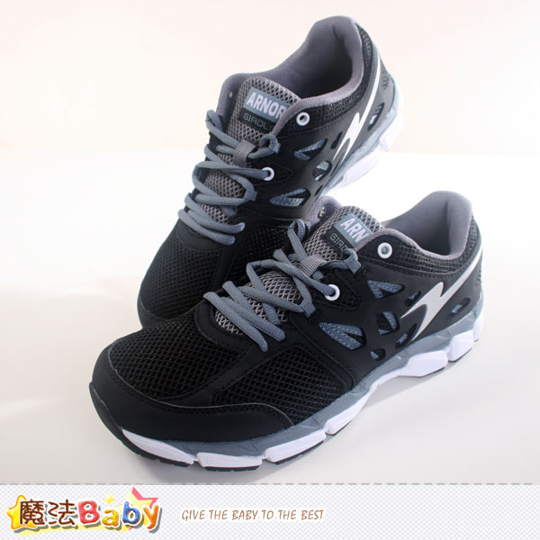 成人運動鞋 阿諾超輕量跑鞋 魔法Baby~sa43350