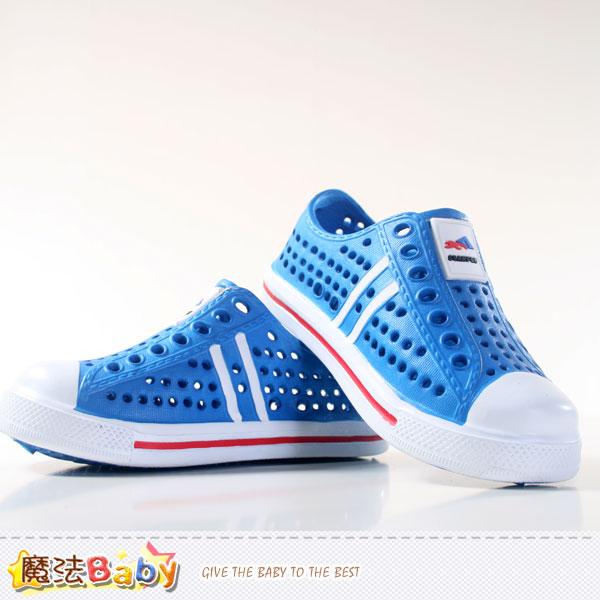 男童鞋 超輕量兒童水陸兩用輕便鞋(24~29)  魔法Baby~sh4369