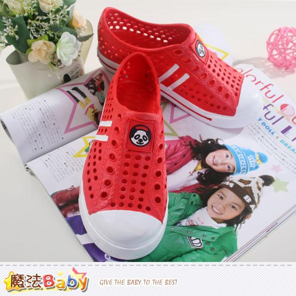 童鞋 超輕量中童水陸兩用輕便鞋(30~35) 魔法Baby~sh4383