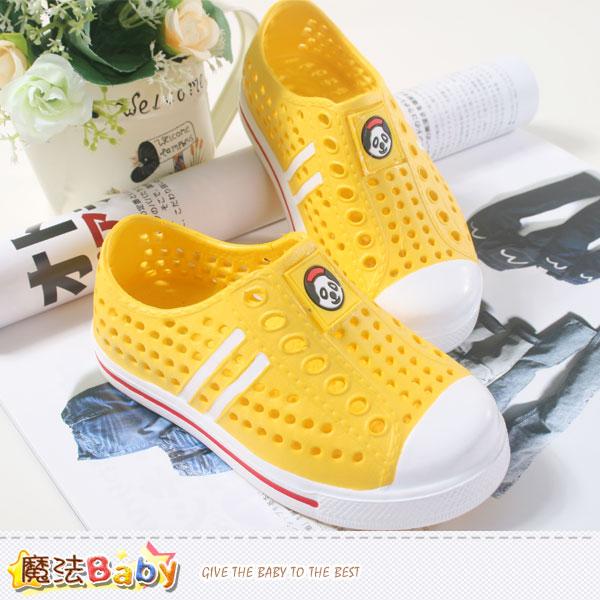 童鞋 超輕量中童水陸兩用輕便鞋(30~35) 魔法Baby~sh4390