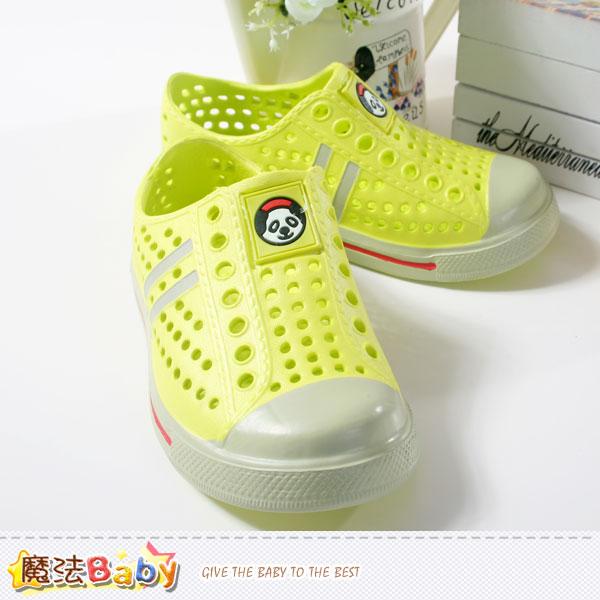 童鞋 超輕量中童水陸兩用輕便鞋(30~35) 魔法Baby~sh4406