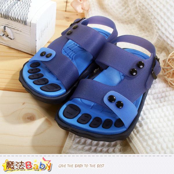 果凍繽紛水陸涼鞋 魔法Baby~sh6035