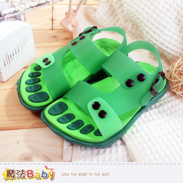 果凍繽紛水陸涼鞋 魔法Baby~sh6059