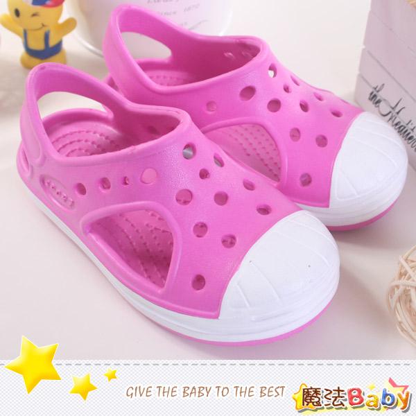 童鞋 超輕量小童水陸兩用輕便鞋 魔法Baby~sh6906