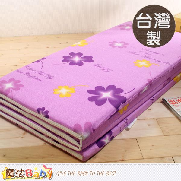 台灣製單人3x6尺4折透氣床墊 魔法Baby~u2105