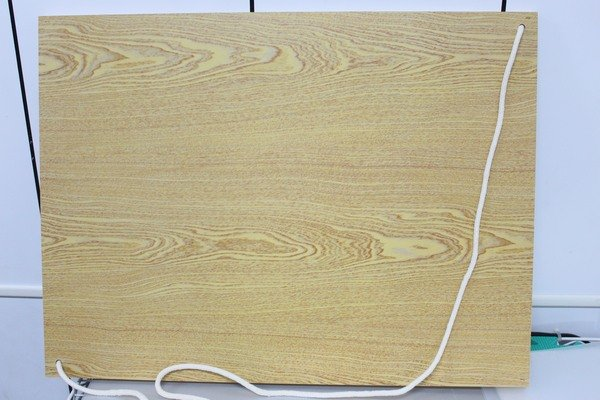 4開木製畫板 4K木質寫生畫板 鐵人立體畫板 畫圖板60cm x 45cm/一個入{定150}