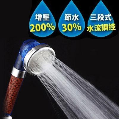 Loxin☆三段可調式大面積高壓除氯SPA蓮蓬頭【SH0942】沐浴淋浴過濾器