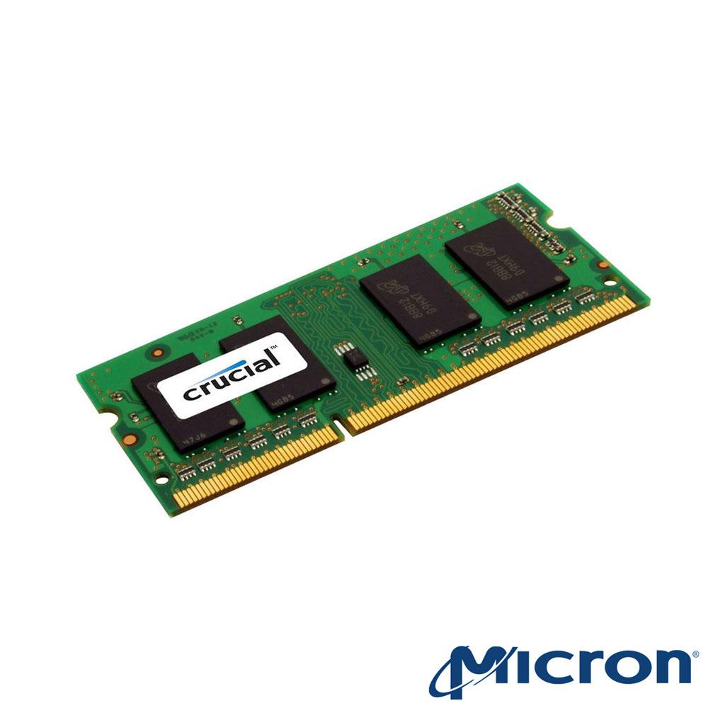 美光 Micron Crucial NB-DDR4 2133/4G RAM 筆記型電腦記憶體