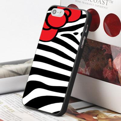 [機殼喵喵] Apple iPhone 6 6S i6 i6P i6S 手機殼 外殼 客製化 水印工藝 WZ063 凱蒂貓 kitty 蝴蝶結