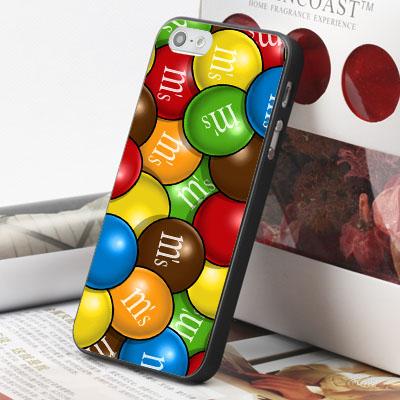 [機殼喵喵] Apple iPhone 6 6S i6 i6P i6S 手機殼 外殼 客製化 水印工藝 WZ149 MM巧克力