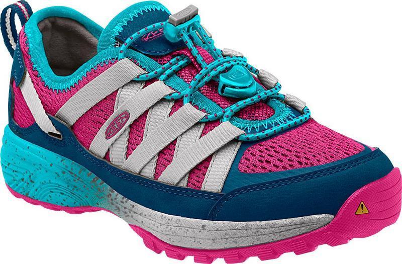 KEEN 美國 兒童登山鞋/休閒鞋/護趾越野鞋/健行鞋 Big Kid''s Versatrail 1014741 粉/台北山水