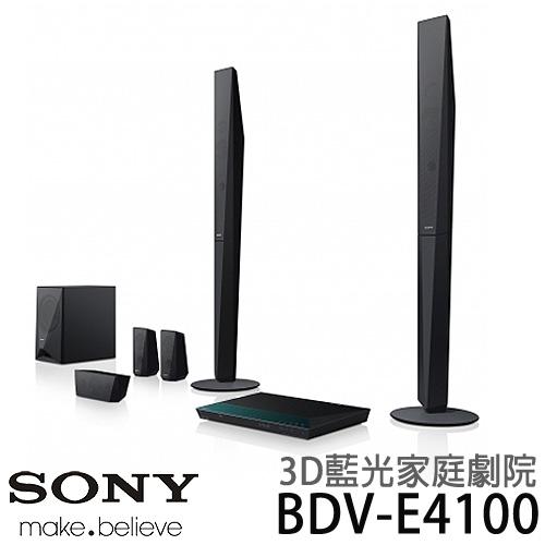 SONY 新力 BDV-E4100 3D 藍光 家庭劇院