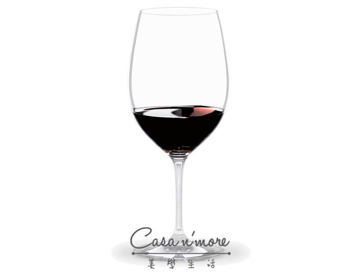 RIEDEL Vinum 系列 Cabernet 紅酒杯 葡萄酒杯 2入組 水晶杯 德國製