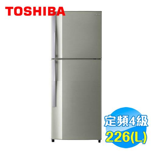Toshiba 東芝 226公升 雙門冰箱 GR-S24TPB