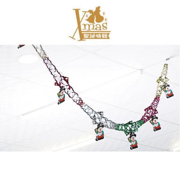 【X mas聖誕特輯2016】雪人9尺拉條 U0044040