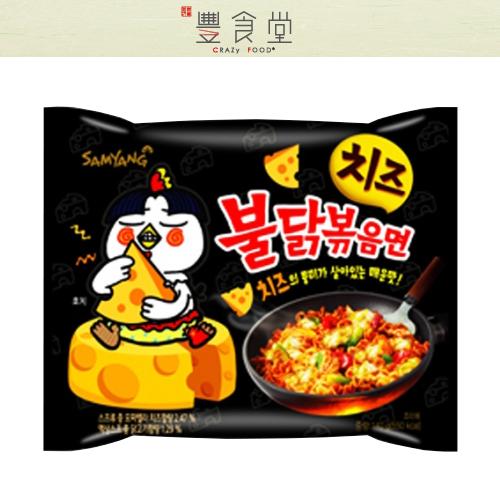 【異國泡麵】韓國熱銷 三養泡麵 起司火辣雞肉炒麵 單包入/5包入