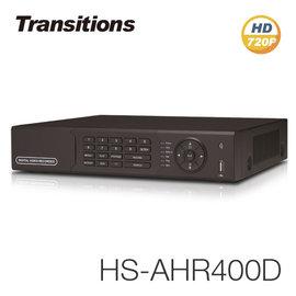 弘瀚--全視線 HS-AHR400D 4路 H.264 720P HDMI 台灣製造 監視監控錄影主機