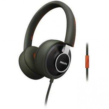 【迪特軍3C】PHILIPS 飛利浦 SHL5605GN 頭戴式耳機 綠色