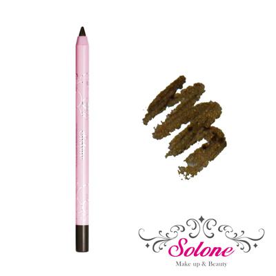 1275-Solone 玫瑰公主花園系列防水眼線膠筆-04金鑽黑