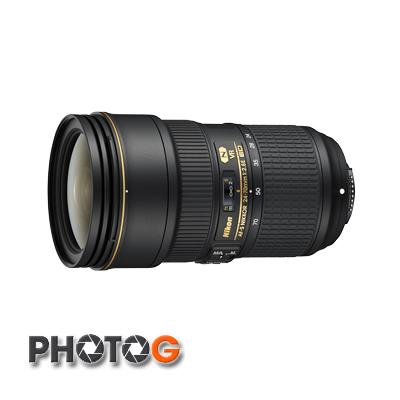 NIKON AF-S NIKKOR 24-70mm 24-70 F/2.8E ED VR大光圈變焦鏡頭(2470vr ;國祥公司貨)