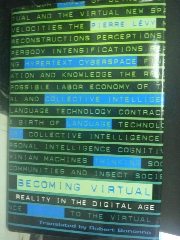【書寶二手書T5/科學_YHS】Becoming virtual : reality in the Digital Ag