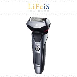 當代美學 日本製造 國際牌【ES-LT5A】電動刮鬍刀 3D三刀頭 水洗 鬢角刀 海外使用