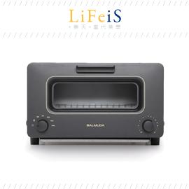 日本原裝進口 BALMUDA【K01A】吐司烤箱 溫度控制 蒸氣 四種菜單模式 三段火力 附5cc量杯