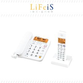 日本原裝 SHARP【JD-G31CL】家用無線電話 母機+單子機 通話錄音 拒接
