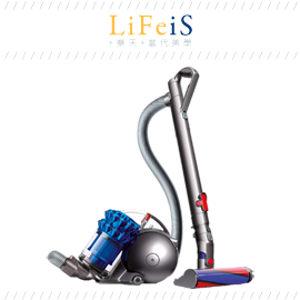 日本原裝 DYSON 【BALL FLUFFY】吸塵器 附軟質碳纖維滾筒吸頭 二合一組合式吸頭