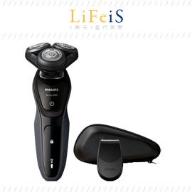 日本原裝 PHILIPS 飛利浦【S5271】電動刮鬍刀 三刀頭 水洗 浴室使用 鬢角刀 海外