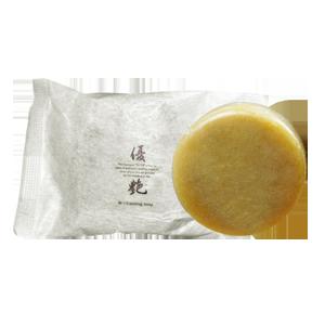 日本 麥飯石深層洗顏皂20g