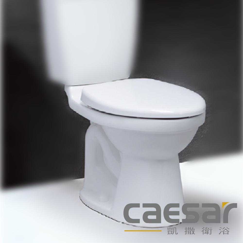 【caesar凱撒衛浴】馬桶附馬桶蓋 不含水箱(C1325-PW)