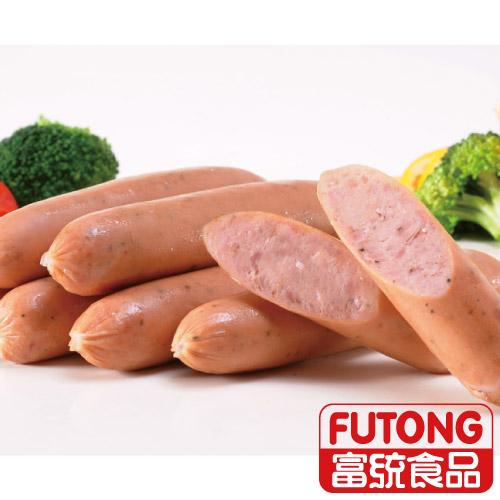 【富統食品】德國香腸 (45g/條;30條/包)