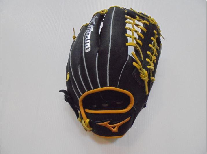 [陽光樂活] 美津濃 Mizuno 外野手 壘球手套 1ATGS51260 (09黑)