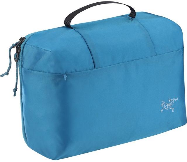 Arcteryx 始祖鳥 旅行衣物打理包/行李收納袋 14258 Index 5 峇里島藍