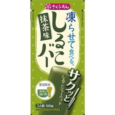 谷尾抹茶豆沙冰棒(100g) *冷凍後食用*