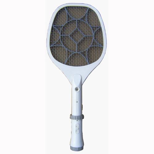 【勳風】充電式手電筒三層捕蚊拍 HF-996A