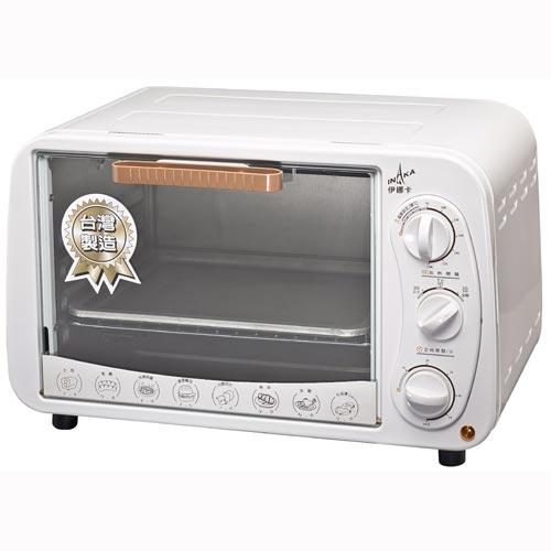 【伊娜卡】珍饌18L電烤箱 ST-7033
