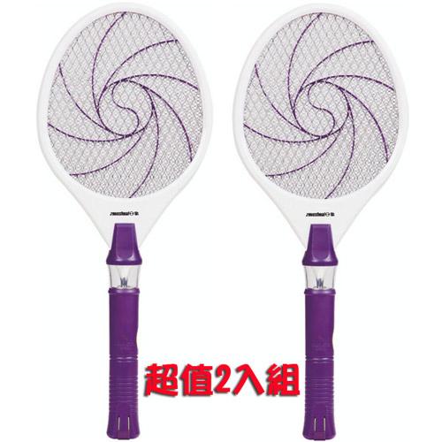 【日象】臻品特極全方位充電式電蚊拍 ZOM-3200(2入組)
