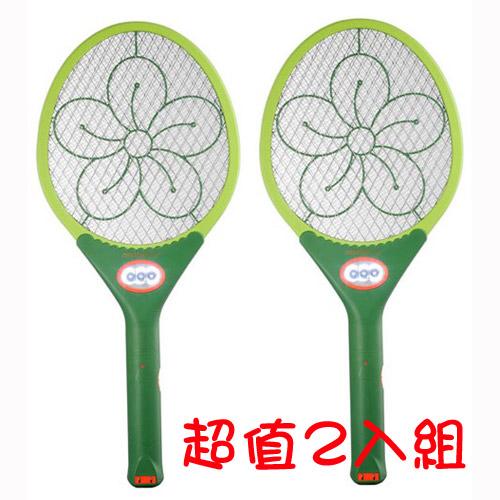 【日象】特極威力捕蚊拍充電式 ZOM-3600(2入組)