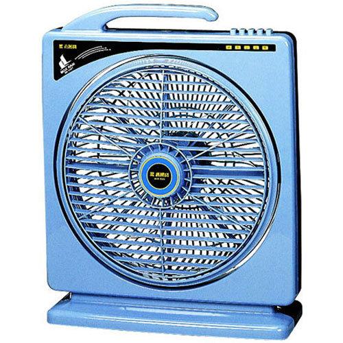 【嘉麗寶】14吋冷風箱扇 SN-1427