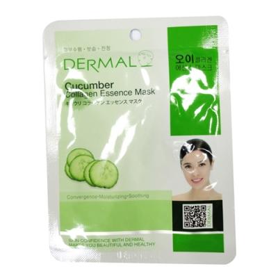 韓國 DERMAL 小黃瓜保濕舒緩面膜 K339