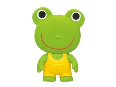 日本【ToyRoyal 樂雅】軟膠青蛙