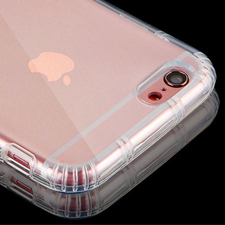 iPhone 7/7 Plus 二代貼身防摔氣墊空壓殼 全透明 TPU 軟殼 保護殼 保護套 手機殼 蘋果7 i7【N202185】