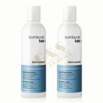 芙美得Cumlaude即護保濕潔膚沐浴油200ml/瓶X2瓶