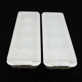 【珍昕】 KEYWAY加蓋大顆粒造型模製冰模系列~2種造型(鑽石/冰珠)