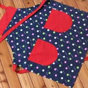 美麗大街【BF566E3E880】SAFEBET 韓版創意可愛星空防油防污圍裙 純棉圍兜 M號(成人款)