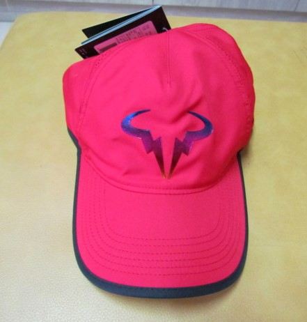 2016 Nike RAFA Iridescent Feather Light納達爾美網運動帽
