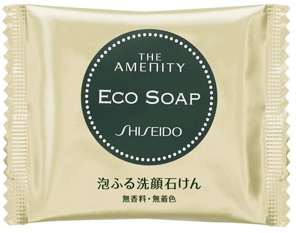 SHISEIDO資生堂  THE AMENITY ECO SOAP泡泡洗顏皂
