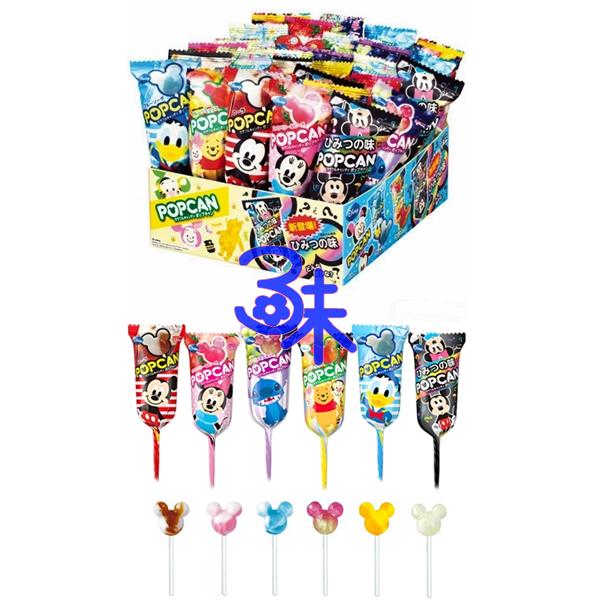 (日本) 固力果 迪士尼米奇棒棒糖 1盒 285公克 (9.5公克*30支) 特價 535元 【 45183553】 (平均 1 支 17.8 元) (日本米奇棒棒糖)
